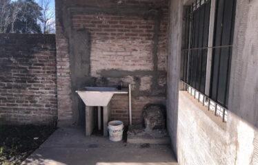 Casa a terminar en calle Chacabuco 844
